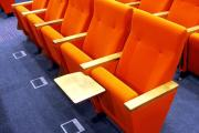 fauteuils de cinéma avec table 3i