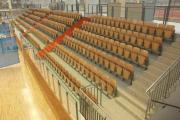 sièges de gradin en contreplaqué 7c